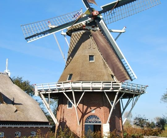 "Update restauratie molen  ""De Hond"" 16 november 2019"